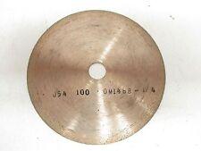 DIAMOND WHEEL D54 100 DM1468 (LP-009)