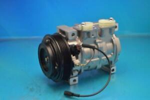 AC Compressor Fits 2002-2007 Suzuki Aerio (1 YW) R97340