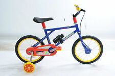 "BOYS BIKE CLIMBER 14"" WHEEL CHILDREN'S CYCLE IDEAL PRESENT G13161"