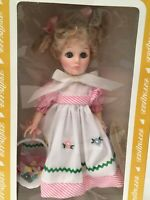 Vintage 1976 Effanbee Storybook Mary Mary #1179 Doll, New in Box with Tags, 11""