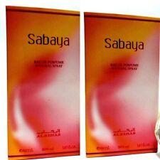 SABAYA  NICE PARFUM BY AL REHAB 50 ML (Pack Of 2)