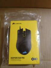 CORSAIR - HARPOON RGB PRO FPS/MOBA Wired Optical Gaming Mouse - Black