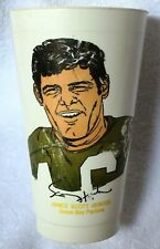 James Scott Hunter Green Bay Packers NFL Slurpee cup 7-11 7-eleven vintage 1973