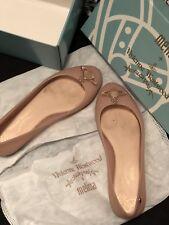 vivienne westwood melissa shoes size 5 - Boxed