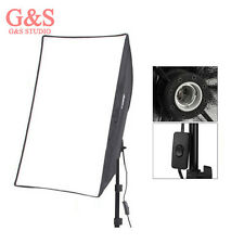 "Photo Studio Lighting Softbox Video Light 50*70cm/20*28"" Light head"