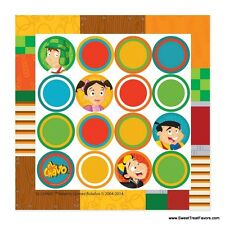 El Chavo del Ocho Party Supplies NAPKINS LUNCH Birthday Decoration Fiesta Kiko *