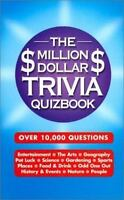 THE MILLION DOLLAR TRIVIA by  ,
