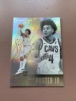 2019-20 Panini Chronicles KEVIN PORTER JR Essentials #220 RC Rookie CAVALIERS