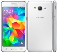 NEW SAMSUNG GALAXY GRAND PRIME Single-SIM 8GB  (Unlocked) 5 inch 8MP G531  White