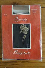 Charnos NOTTE Collant Bouquet Oro Taglia Unica