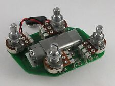 ARTEC BE2 'ALL IN ONE' ON BOARD EQUALIZER for Bass Guitars + Battery