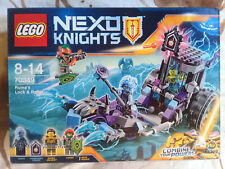 LEGO NEXO KNIGHTS 70349: RUINA´S ROCK AND ROLL - MINIFIG AARON, THE QUEEN