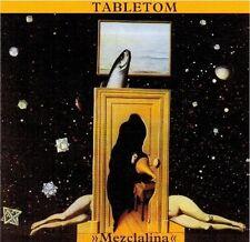 """Tabletom ('80 natura PROG ROCK SPAIN): """"mezclalina"""" (CD reissue)"""