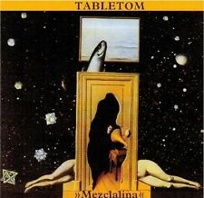 "Tabletom ('80 nature prog rock spain): ""mezclalina"" (CD reissue)"