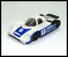 TOMICA F36 PORSCHE 956 ISEKI 1/66 MADE IN JAPAN TOMY DIECAST CAR  ( USED )