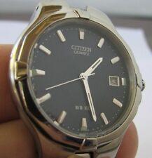 Citizen 5510 Date Watch with Original Stainless Steel Bracelet