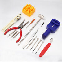 NEW 8/16x Watch Repair Tool Removes Bands Links Screwdrivers Case Open SOQ