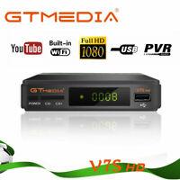 GTMedia V7S DVB-S2 Digitaler SAT-Empfänger HDMI USB Wifi Satelliten-TV-Box 1080P