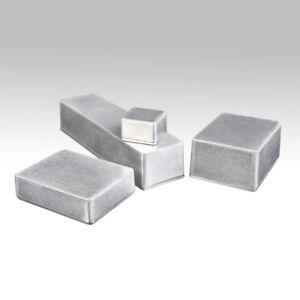 1590/1032 Series Electronic Project Diecast Aluminium Enclosure Box UK