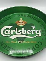 Carlsberg  Vassoio Pubblicitario in Latta