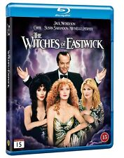 The Witches of Eastwick Blu Ray (Region Free)