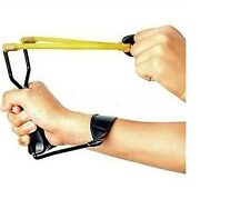 HAWK,S Hunting Folding Wrist Sling Shot Powerful Slingshot High Velocity