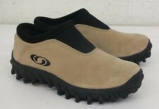 Salomon HIgh-Quality Blown Suede Leather Thinsulate Insulated Mocs US 5.5 38 2/3
