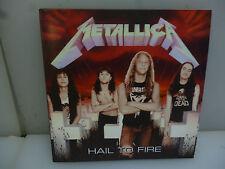 METALLICA-HAIL TO FIRE. CAPE GIRARDEAU, USA 1986.-CD DIGIPACK-NEW SEALED.