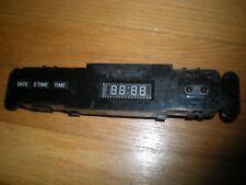 NOS 1990 1991 1992 LINCOLN TOWN CAR ELECTRIC CLOCK