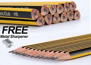 8 x HB Triangular Staedtler Triplus Slim Learning Pencils. QUICK POST