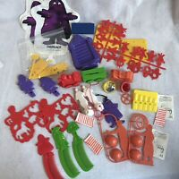Vintage 1979 and early 1980's McDonald's Happy Meal Toys, Mixed Lot, Amazing!