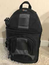 LowePro SlingShot 200 AW DSLR Camera Bag T3i T4i T5i 7D 60D 70D Canon Nikon 50D