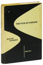 Edward Dahlberg. Flea of Sodom. 1st Am. ed./DJ. New Directions, 1950