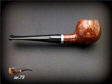 HAND MADE WOODEN TOBACCO SMOKING PIPE BRUYERE no 73 Brown   Briar