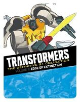 Transformers The Definitive G1 Collection The Edge of Extinction Issue 4 - New