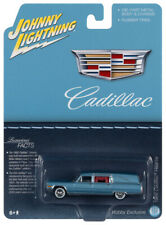 Johnny Lightning 1966 Cadillac Hearse Hobby Exclusive Special Edition 1:64
