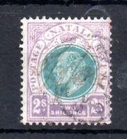 Natal KEVII 1904 2s purple fine used SG156 MCCA WS11883
