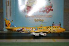 "Phoenix models 1:400 ANA All Nippon Boeing 747-400 JA8957 ""Pokemon"" (PH4ANA057)"