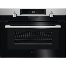 AEG KMK561000M Built-In Combiquick Combination Microwave Compact Oven