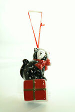 BOYDS Home*Sitting Kitty Ornament*no: 810328-rare