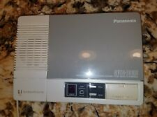 Vintage Panasonic Kx-T1000 Easa Phone Automatic Telephone Answering Machine