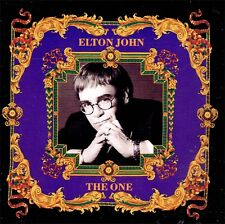 CD -  ELTON JOHN / the one