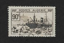 Algeria - 1939 World Expo New York (D2)