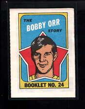 1971-72 TOPPS OPC #24 BOBBY ORR NM+ D9277