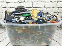 Bulk LEGO LOT 5lbs, Star Wars, JW, Technic, Town, Ninjago, Friends, Marvel