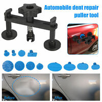 Car Auto Body Paintless Dent Repair Tools Kit Hail Remover Puller Bridge+12 Tabs