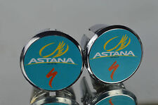 Specialized Team Astana Plugs endkappen endstopfen lenkerstopfen tappi bouchons