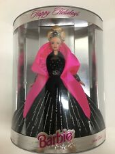 Barbie Mattel 1998 Happy Holidays Special Edition Sparkle and Gleam NIB Sealed