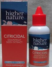 Higher Nature, Citricidal Grapefruit Seed Extract 100ml