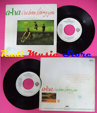 LP 45 7'' A-HA I've been losing you This alone is love 1986 france no cd mc dvd